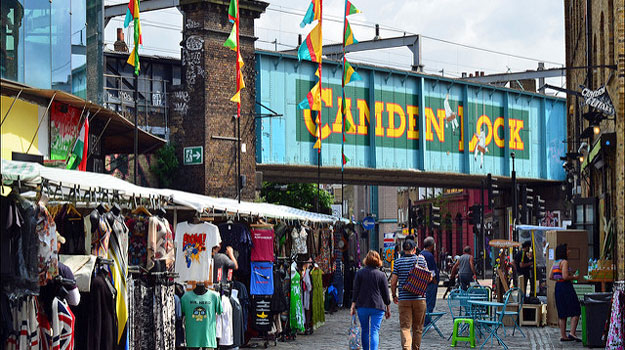 fun group activities in Camden